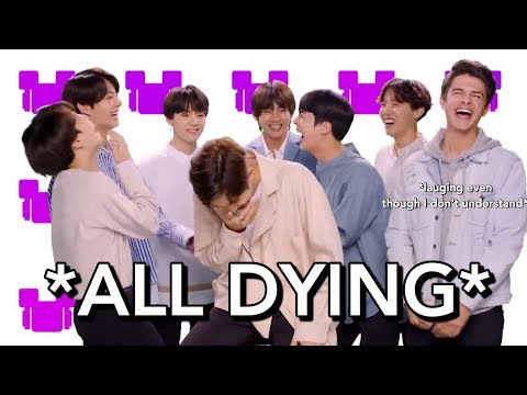 THINGS YOU DIDN'T NOTICE IN BTS SO HAPPY CHALLENGE WITH BRENT RIVERA | RADIO DISNEY MUSIC AWARDS
