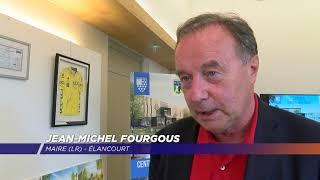 Yvelines | Permis de construire signé pour le centre aqualudique Castalia