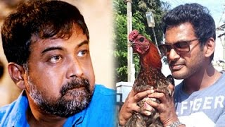 Vishal gives Complaint against Lingusamy