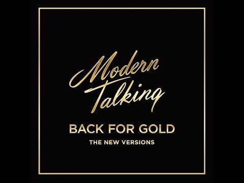 Modern Talking 2017 Back for Gold The New Versions Limited Edition unboxing płyta winylowa analog LP