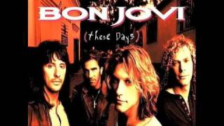 Bon Jovi - Bitter Wine [Demo]