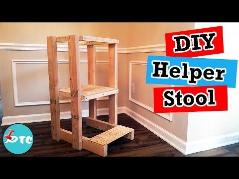 diy-toddler-helper-stool