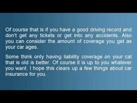 Jason Gee Farmers Insurance The Basics of Car Insurance.mov