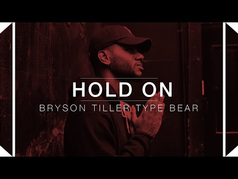 Bryson Tiller Type Beat 2016 - Hold On (Prod. By Skeyez)