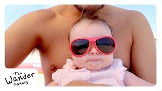 CALIFORNIA BEACH BABY! | The Wander Family
