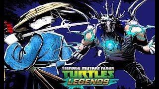 УСАГИ ПРОТИВ ХИТРОСТИ в игре Черепашки ниндзя Легенды  Испытания Эксперт игра мультик TMNT Legends