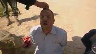 Iraq crisis: Video appears to show Iraqi prisoners ridiculed before being shot