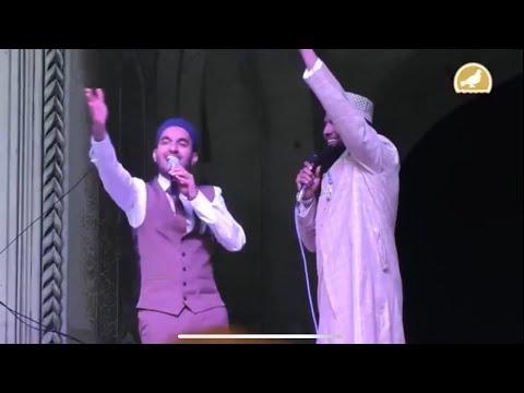 Shah-e-Taiba Ke Naam Do Khadam Saath Saath   Milad Raza Qadri   Mohammad Khan Qadri   Beautiful Naat