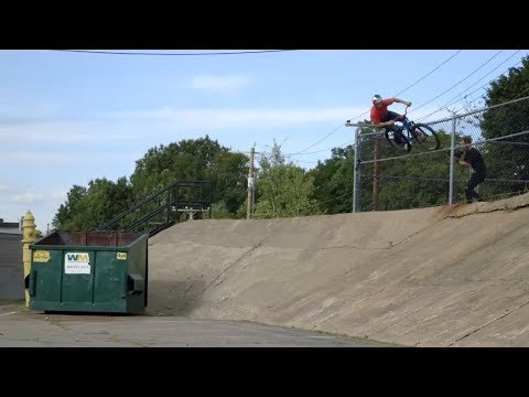 MTB: Street Shit with Aaron Chase   The Rise MTB Videos