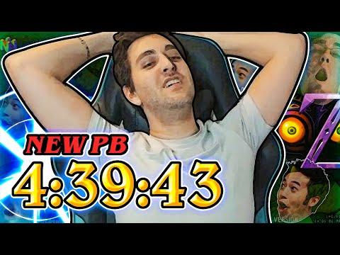Zelda: Majora's Mask 100% Speedrun In 4:39:43 (NEW PERSONAL BEST On 03/04/2020)