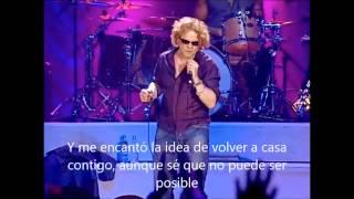 """SIMPLY RED """"Fairground"""" (LIVE, 2010) SUBTITULADO AL ESPAÑOL"""