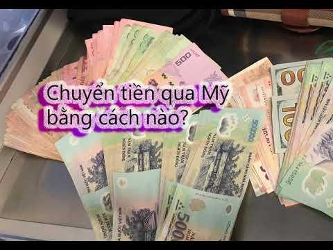 4 cách chuyển tiền sang Mỹ từ Việt Nam đơn giản, nhanh chóng nhất hiện nay
