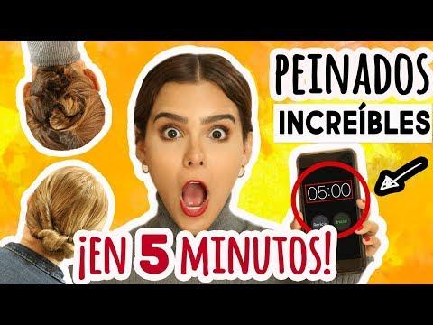 ¡RETO: PÉINATE INCREÍBLE EN 5 MINUTOS! ♥ - Yuya