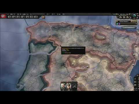 Hearts of iron IV Germany part 1: The 1937 German-Polish WAR!