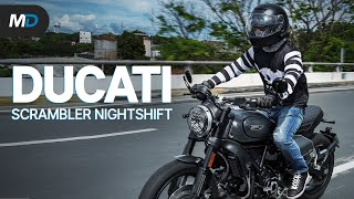 2021 Ducati Scrambler Nightshift Review - Beyond the Ride