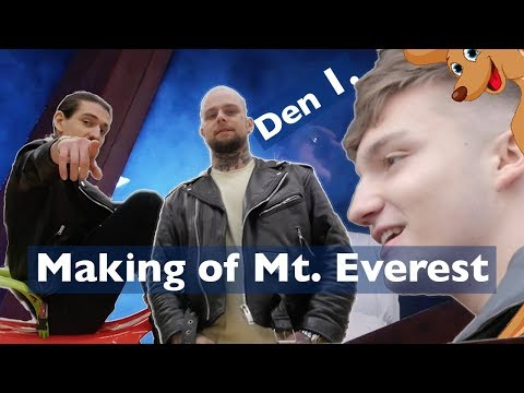 Jak se natáčel Mount Everest? DEN 1 - VLOG