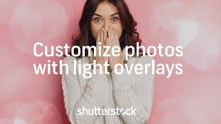 إضافة تراكب الصور في أدوبي فوتوشوب Shutterstock محرر | الأصول الحرة وعناصر