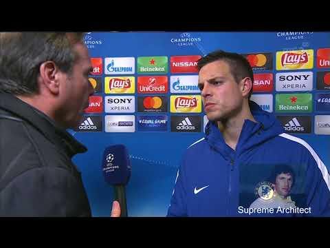 César Azpilicueta Post Match Interview Barcelona 3-0 Chelsea