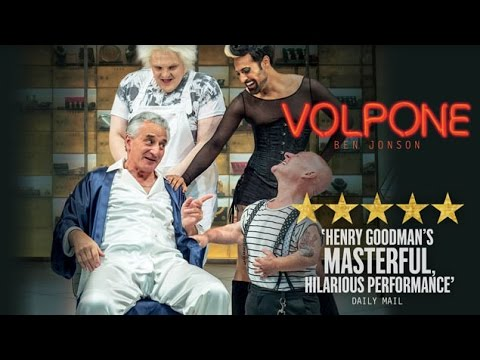 Feature trailer | Volpone | Royal Shakespeare Company