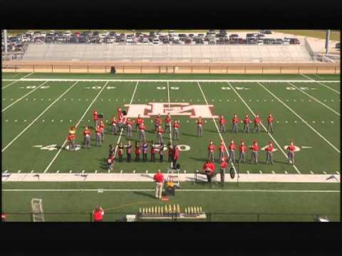 Northeast Lauderdale High School Band 2012-2013 MHSAA