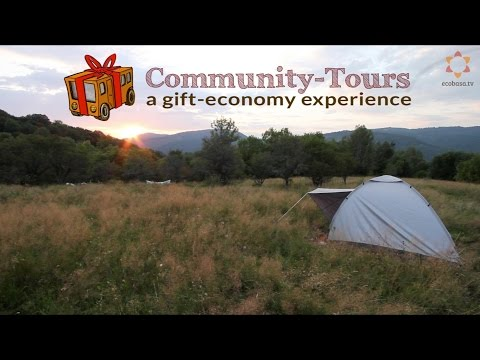 Community-Tours: a gift-economy experience