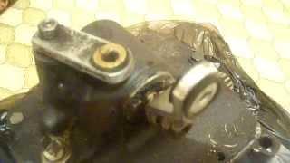 Почему вылитает задняя передача на УАЗе