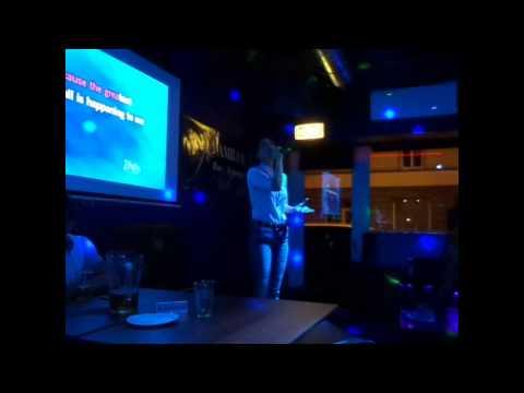 2nd Karaoke Contest FAMBAR ZÜRICH  28 08 2015