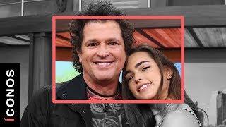 Carlos Vives responde ante las polémicas fotos de su hija