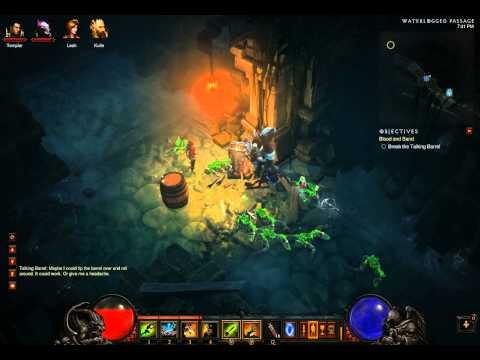 Big Trouble In Talking Barrel - Diablo 3 - Achievement Guide