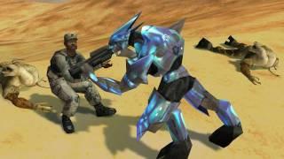 Halo Combat Evolved Cutscenes - Maw Legendary Ending HD