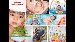 Newborn Baby Gifts 2020 | Must Have Newborn Essentials | Best Gifts Ideas For Baby  Boy/ Girl  India