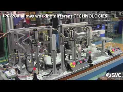 IPC-200 Training system – Industrial process control