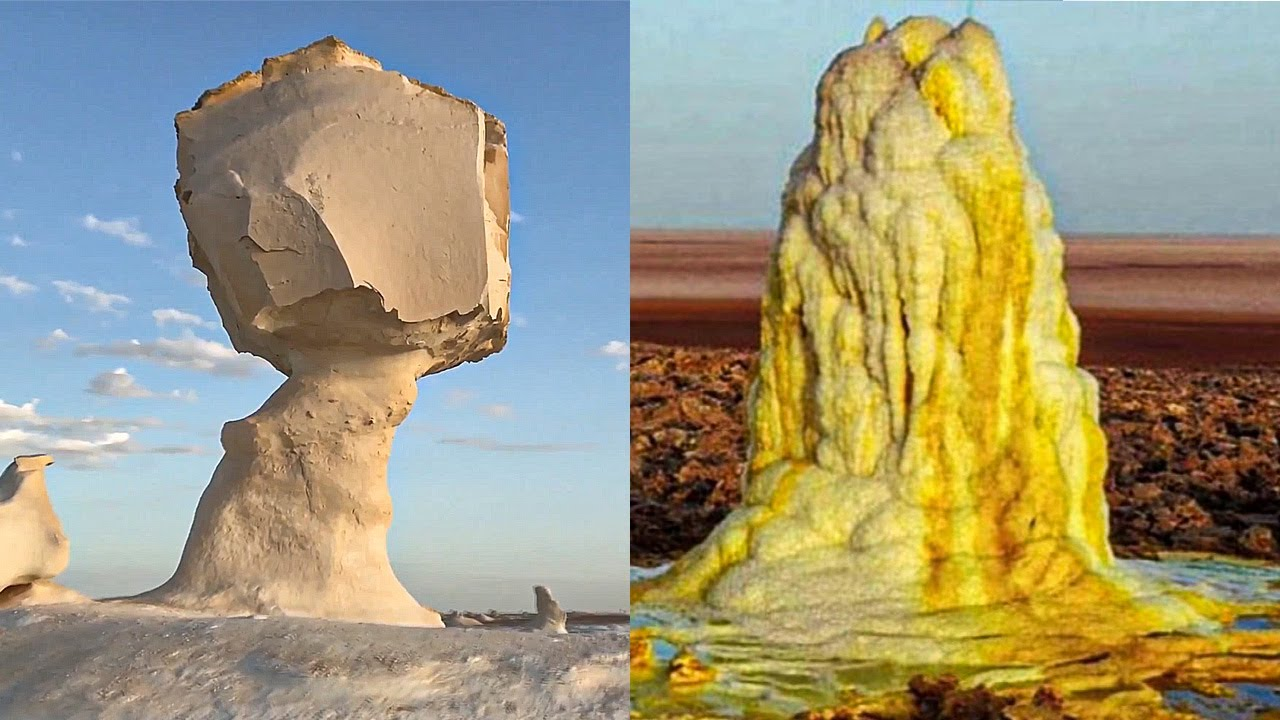 15 Unbelievable Places that actually Exist on Earth