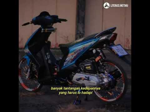 Story Wa Anak Motor Beat Youtube