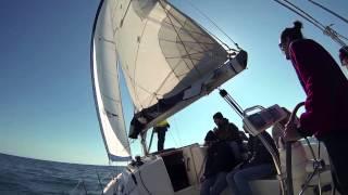 Experiencia Prácticas de Vela del PER - Parte 1 (Español) / Escola Port Barcelona