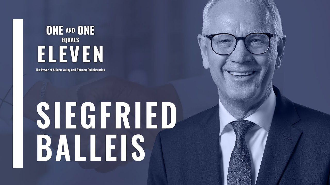 "Siegfried Balleis, former mayor of Erlangen, on the book ""One And One Equals Eleven"""