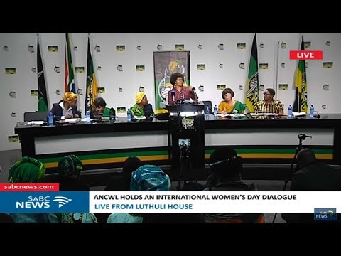 ANCWL holds an International Women's Day dialogue