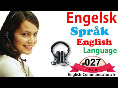 #27 Engelsk språkkurs i Eigersund Mosjøen Tanangere Cambridge English i norsk språk