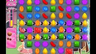 candy crush saga level 551 - no booster