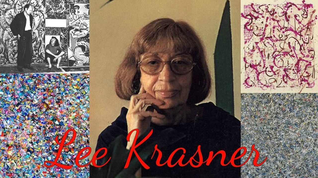 Resultado de imagen de lee krasner biografia