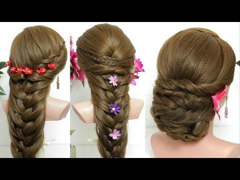 3-easy-hairstyles-for-long-hair-tutorial