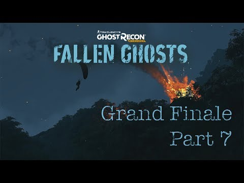 Ghost Recon Wildlands Fallen Ghosts Grand Finale - Part 7 - One Last Battle For Bolivia