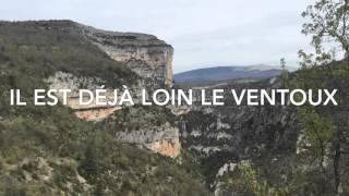 grande traversée du Vaucluse VTT 2016