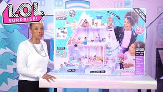 LOL Surprise! | Winter Disco Chalet | Assembly Instructions