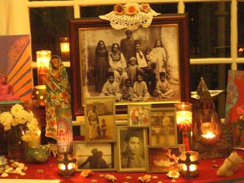 Ancestor Altars and Bad or Evil Family Members / Ancestors