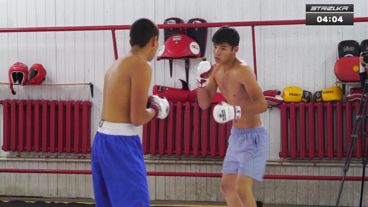 Боксер против Боксера, Стрелка в Кызыле