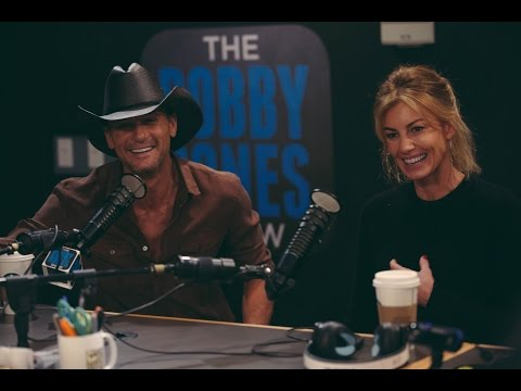 Full Tim McGraw and Faith Interview