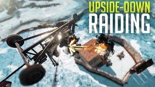 LITERALLY RAIDING UPSIDE-DOWN - Rust [2/2]