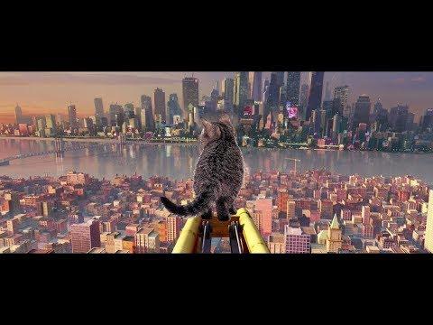 Post Malone, Swae Lee - Sunflower (Spider-Man: Into The Spider-Verse) (Cat Version)