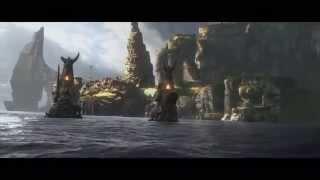 «Как приручить дракона 2» (2014) смотреть онлайн новый мультфильм про драконов.